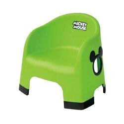 日本 迪士尼 Disney 米奇 輕便椅/兒童椅 (綠色)