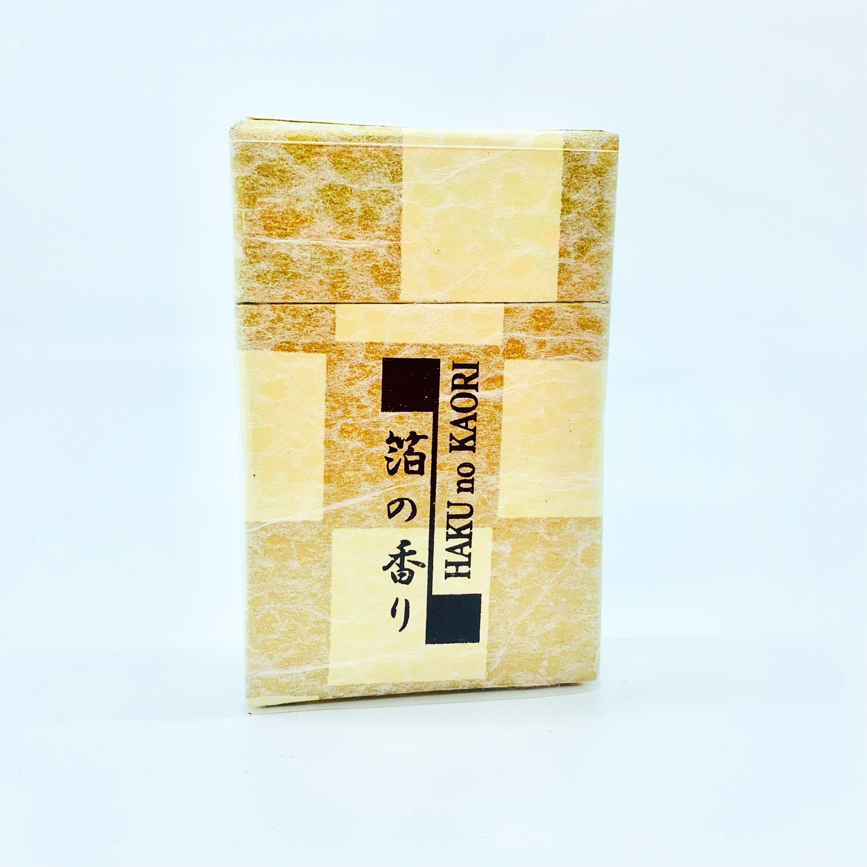 日本 金澤 金箔屋 金箔 線香 日本直送 清淡香氣 0