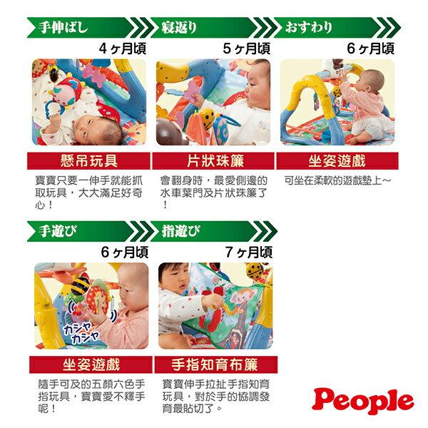 People - 頂級豪華聲控感應健力架 3