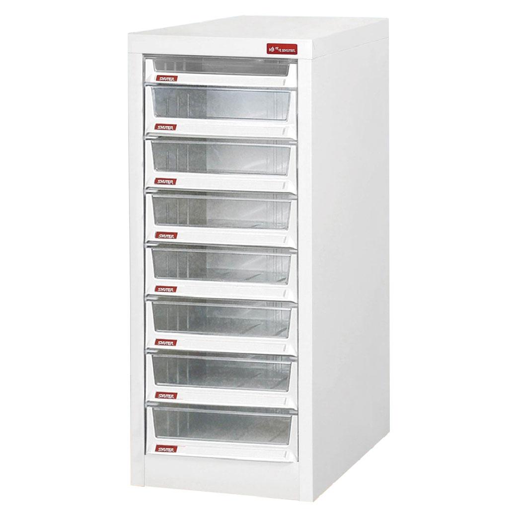 B4VM1-7x1落地型樹德櫃 檔案整理 文件櫃 收納 社團用文書櫃 分類 資料櫃