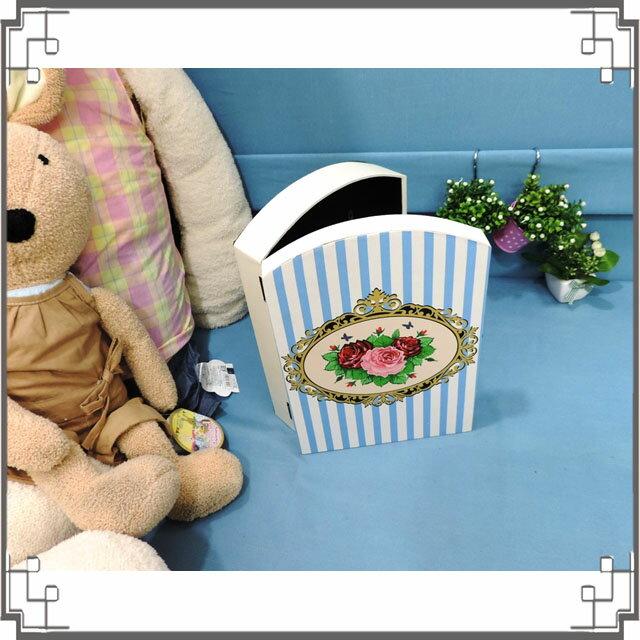 皮革KEY BOX《LK8-2》宮廷玫瑰木製皮革鑰匙盒 收納盒 壁櫃 壁飾 鄉村風家飾◤彩虹森林◥