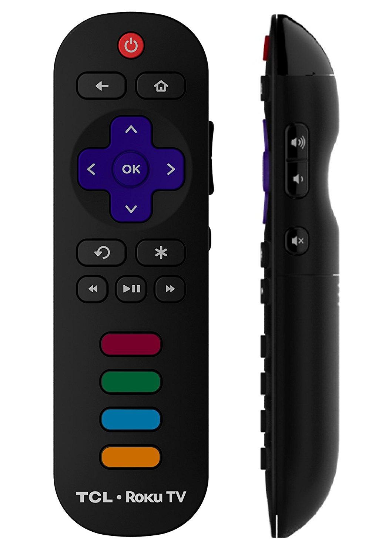 TCL 55S405 55-Inch 4K Ultra HD Roku Smart LED TV (2017 Model) 3