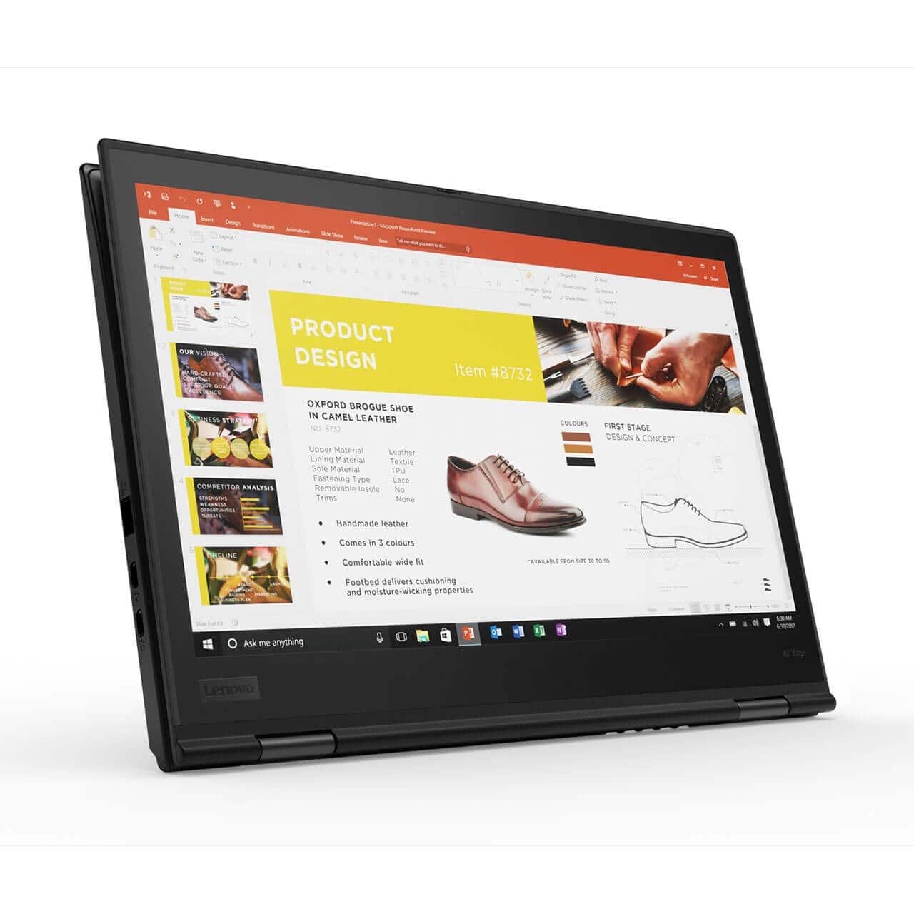 "Lenovo ThinkPad X1 Yoga 3rd Generation, 14.0"", i5-8250U, 8 GB RAM, 512GB SSD, Win 10 Pro 64 3"