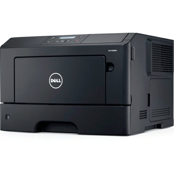 Dell B2360D Laser Printer - Monochrome - 1200 x 1200 dpi Print - Plain Paper Print - Desktop - 40 ppm Mono Print - 300 sheets Standard Input Capacity - 80000 Duty Cycle - Automatic Duplex Print - USB 3