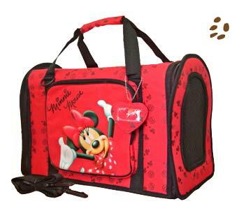 Disney 米妮寵物提箱