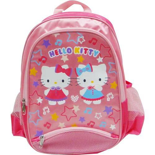 Hello Kitty 雙層兒童書包(雙KT)