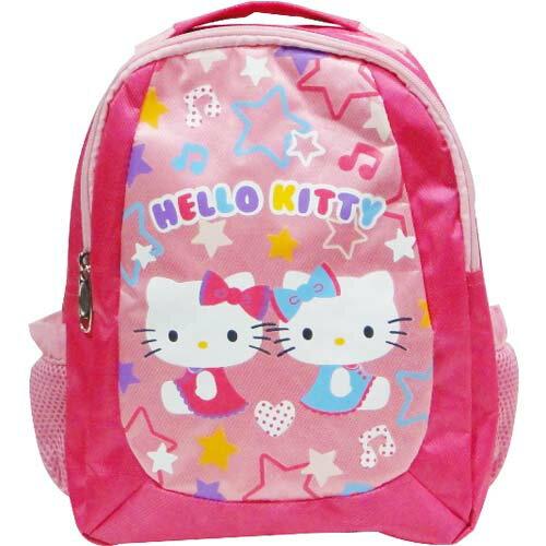 Hello Kitty 小童背包(雙KT)