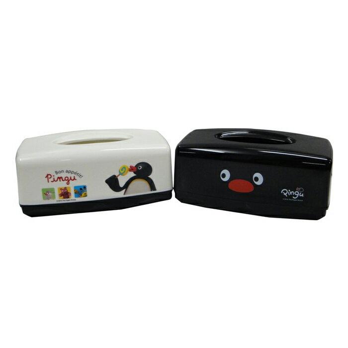 Pingu 面紙盒-兩款