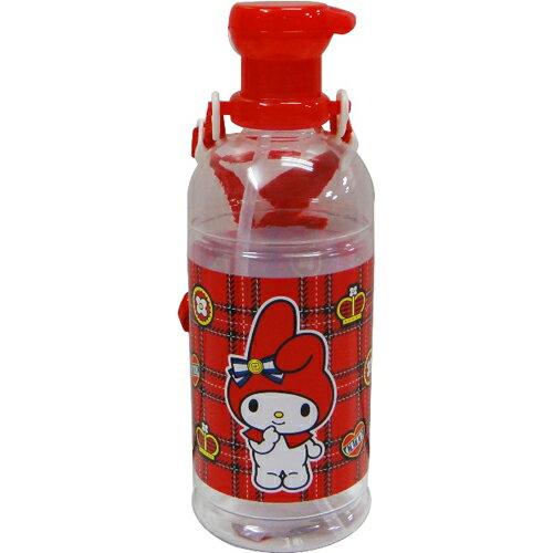 美樂蒂 寶特瓶水壺 600cc