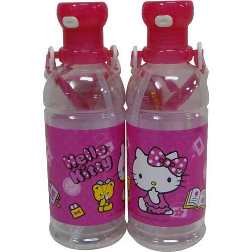 Hello Kitty 寶特瓶水壺 400c.c