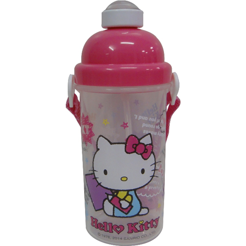 Hello Kitty彈跳水壺 500c.c