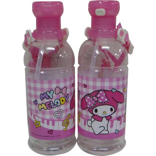 美樂蒂 寶特瓶水壺 400c.c