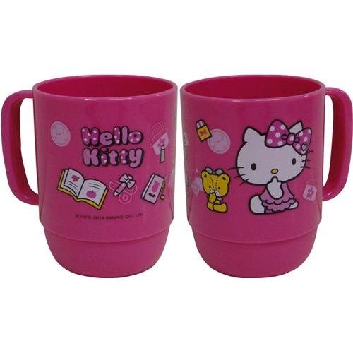 Hello Kitty PP水杯 350ml