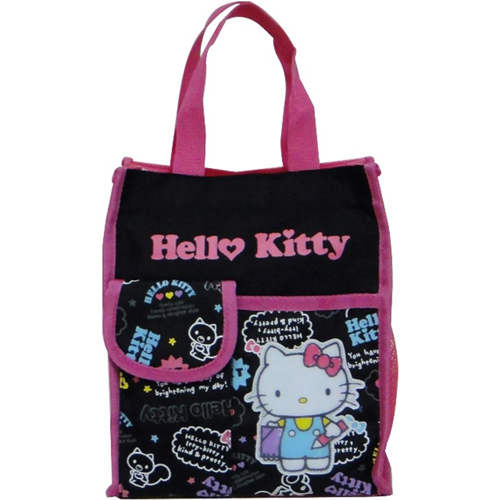Hello Kitty 立體便當袋