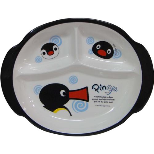 Pingu 雙耳三格盤