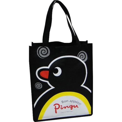 Pingu 購物袋-中