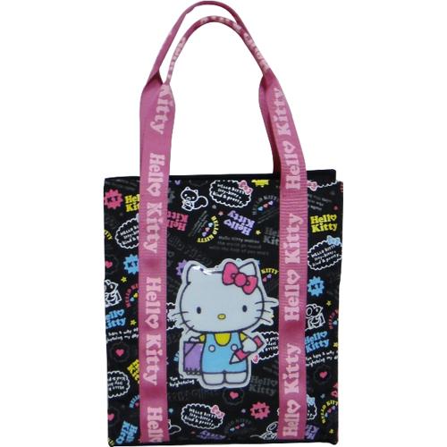 Hello Kitty 立體直式才藝袋