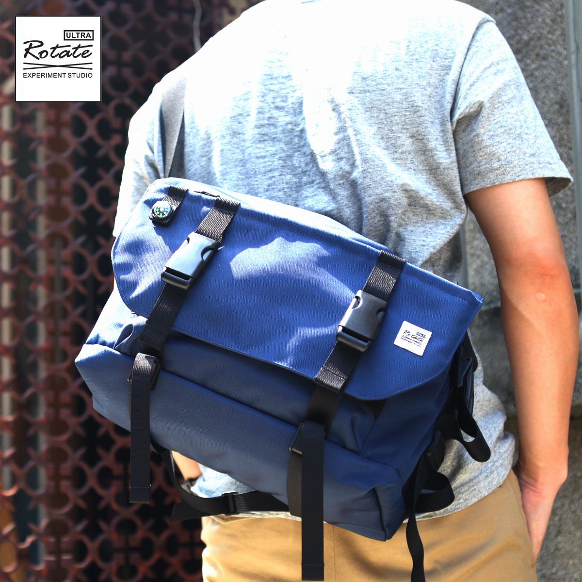 ROTATE 2017 尼龍相機郵差包 單眼相機包 單反包 斜背包 側背包 男包女包
