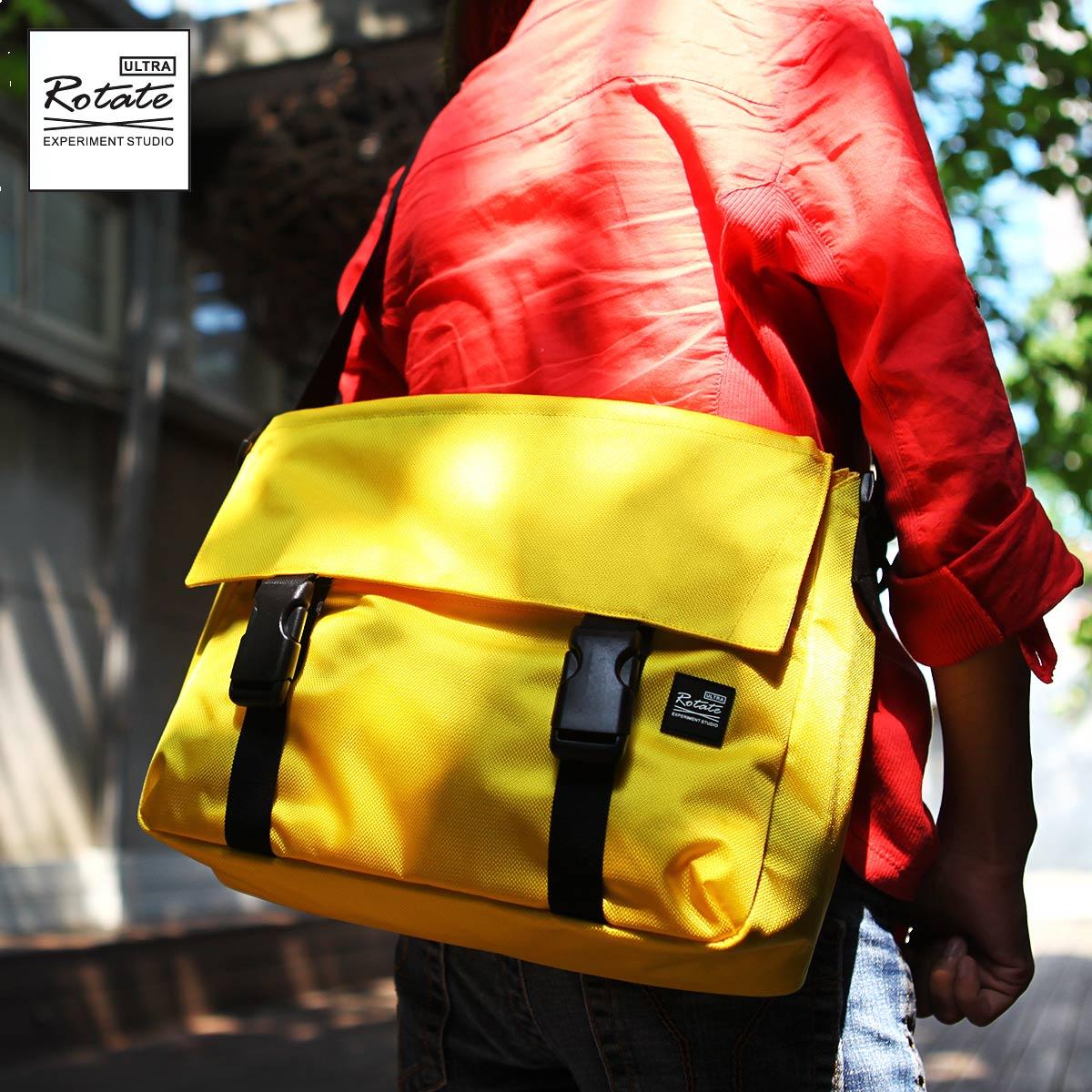 ROTATE 2017 新品 ESCAPE 尼龍包 斜背包 側背包 肩背包 日系郵差包 女包 男包 休閒包包