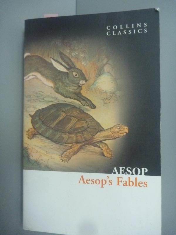 【書寶二手書T1/原文小說_IKG】Aesop's Fables_Aesop