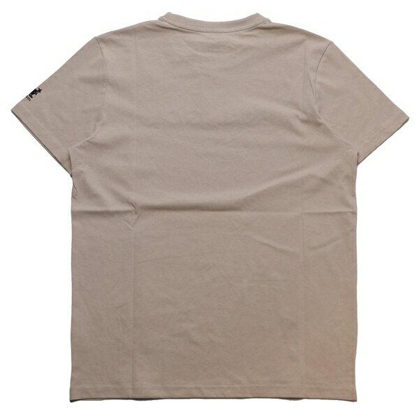 KANGOL 短袖 短T 卡其 彩色刺繡 彩虹字 袋鼠 棉 男 (布魯克林) 6021101231