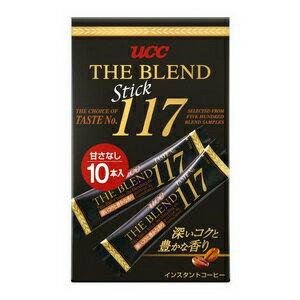 UCC 117隨身包咖啡10人(黑咖啡) UCC THE BLEND117 ?????