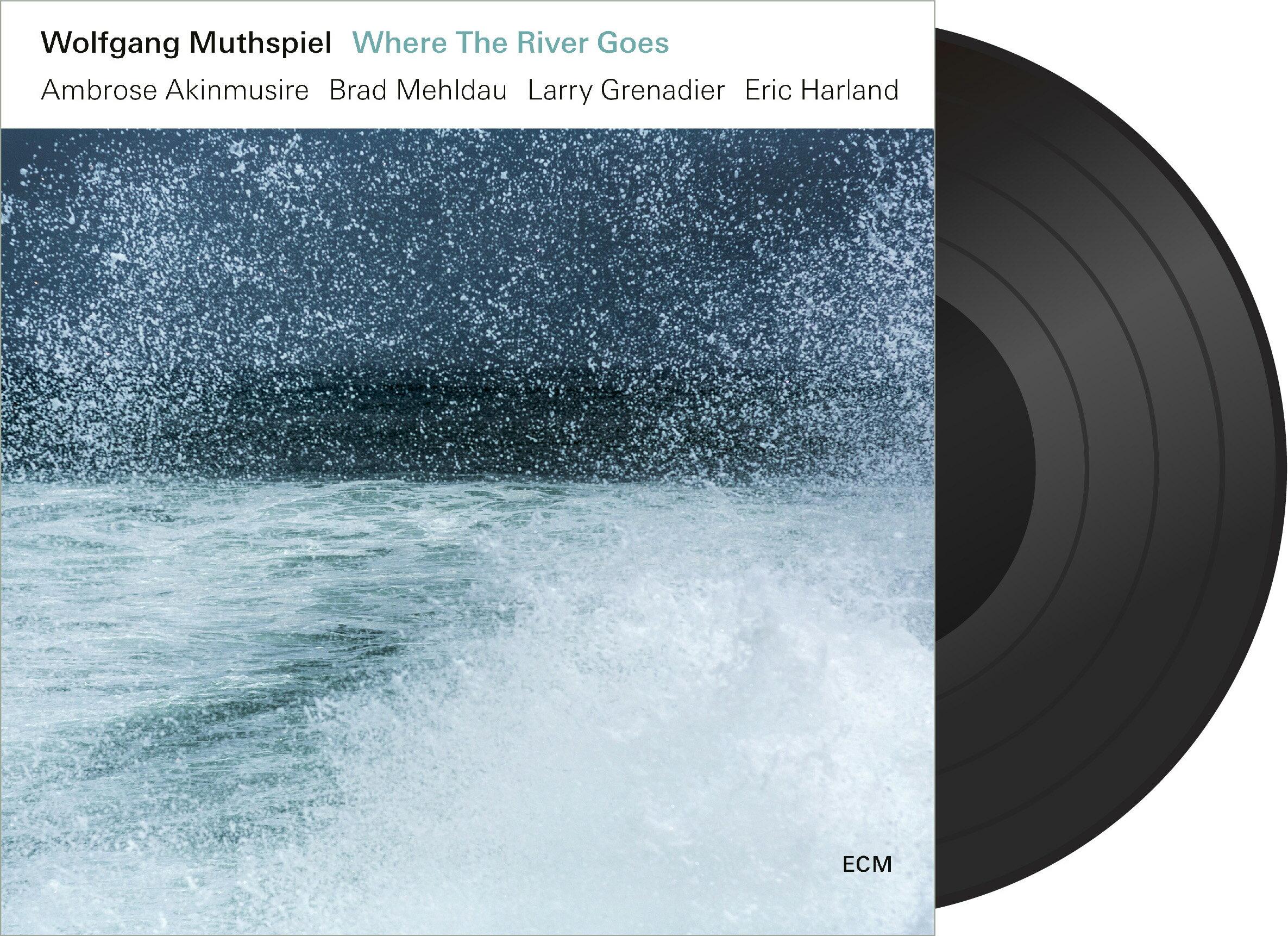 沃爾夫岡.馬斯俾爾:大江入海 Wolfgang Muthspiel: Where The River Goes (Vinyl LP) 【ECM】 1