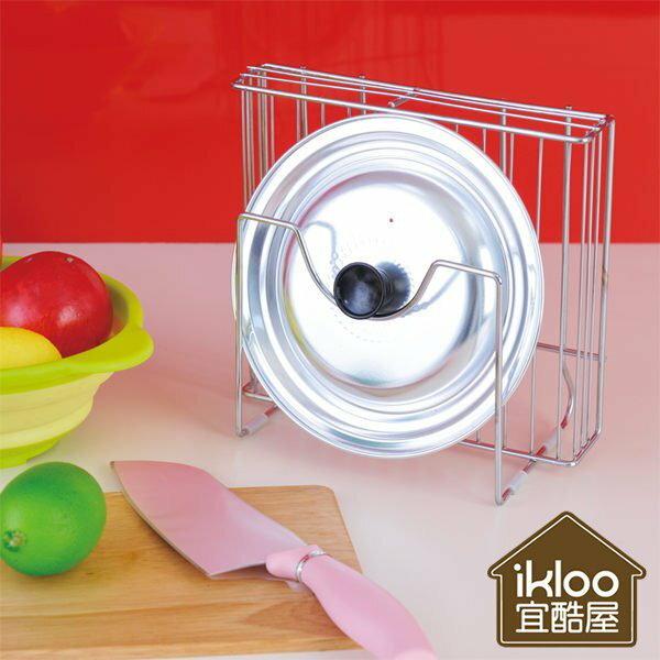 BO雜貨【SV5136】ikloo刀具砧板架 菜刀架 瀝水架 鍋蓋架 餐具架 防滑 砧板 鍋蓋 廚房收納