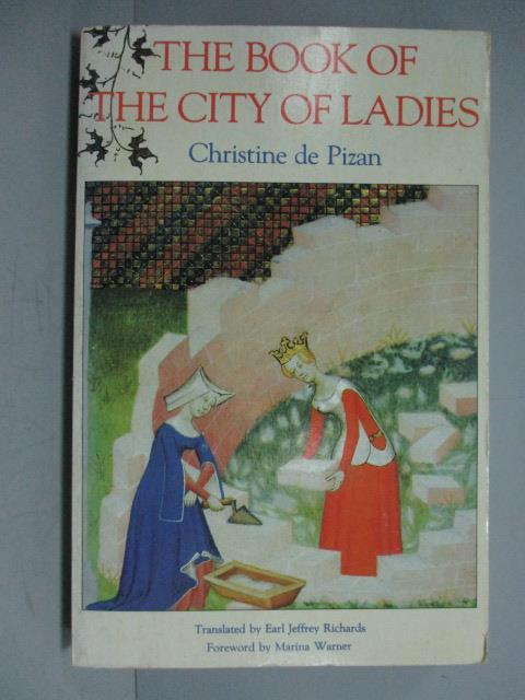 ~書寶 書T8/原文小說_PFB~The Book of The City of Ladi