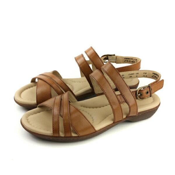 HushPuppies涼鞋棕色女鞋6182W126402no115