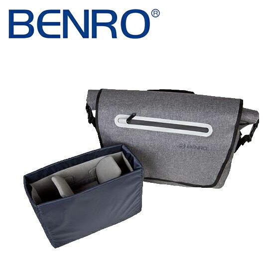 ◎相機專家◎BENRO百諾Discovery20探索系列單肩側背包防潑水輕量化1機2鏡1閃公司貨