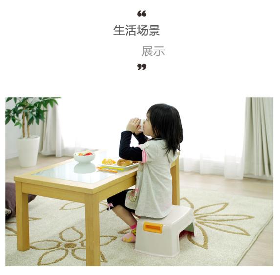 儿童加厚防滑板凳家用梯凳塑料浴室凳 宝宝小凳子