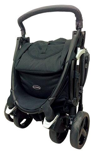 【酷貝比】城市嬰兒手推車 (灰色) 贈送價值NT$690雨罩 5