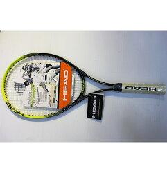 [陽光樂活=]  HEAD Tour Pro 網球拍【233644】 鋁合金 CLUB入門款 網球拍 (握把布泛黃) 鋁合金 入門款 網球拍