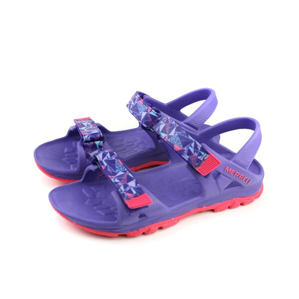 MERRELL 涼鞋 紫色 大童 no055 0