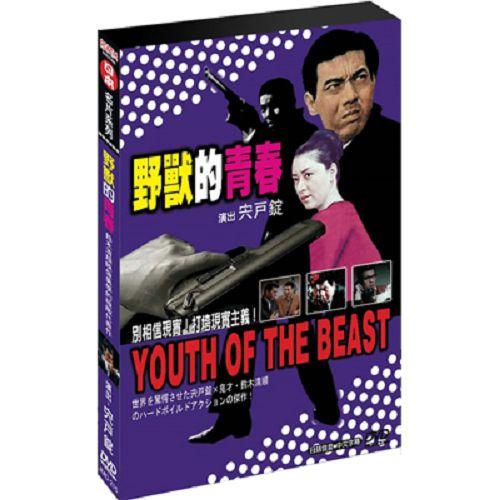 野獸的青春DVD