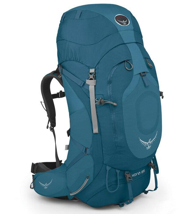 【鄉野情戶外用品店】 Osprey |美國| XENA 85 登山背包《女款》/重裝背包-冬空藍S/Xena85 【容量81L】