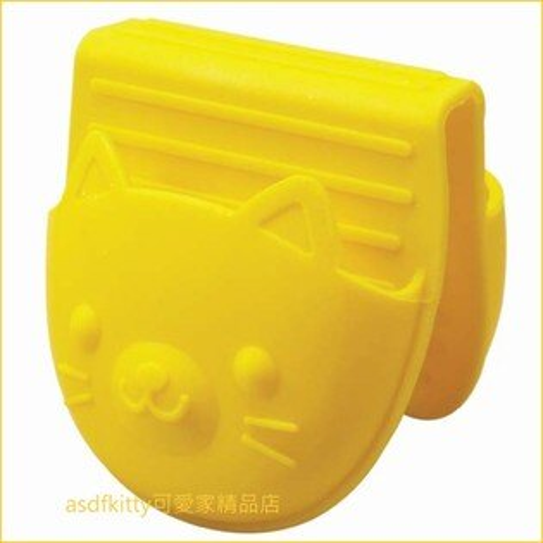 asdfkitty可愛家☆日本TORUNE貓咪造型矽膠隔熱手套-日本正版商品