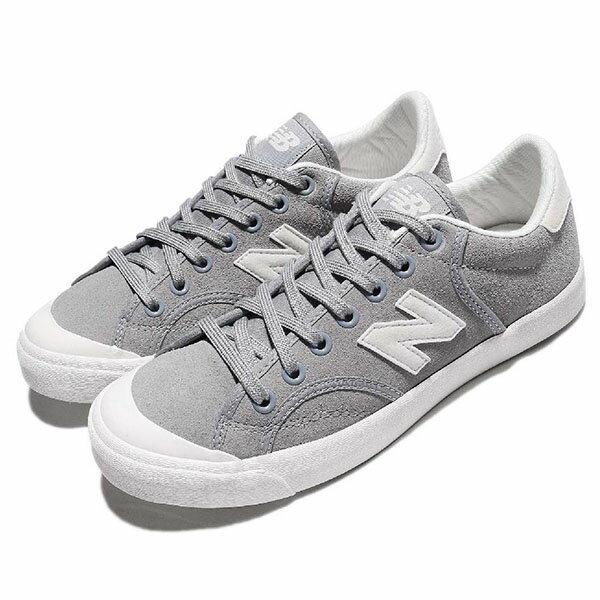 【NEW BALANCE】NB TIER 3 休閒鞋 復古鞋 淺灰 情侶鞋 (男女鞋)-PROCTSBGD