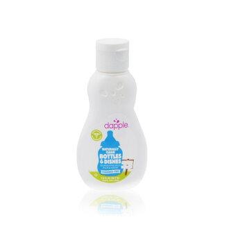 Dapple - 天然奶瓶及餐具清潔液 (無香精) 90ml 外出用