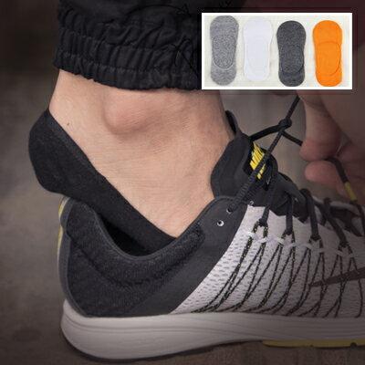 柒零年代【N8859J】低筒鞋必備內裡矽膠止滑隱形襪Impress
