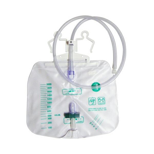 【伸適】自遊行泌尿導管附件 - 尿液收集袋2000ml /尿袋
