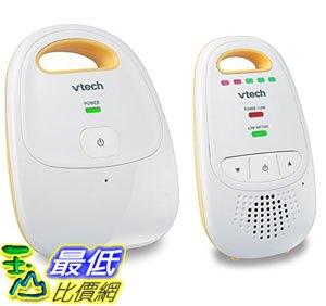 [107美國直購]嬰兒監聽器VTechDM111AudioBabyMonitorwithupto1,000ftofRange,5-LevelSoundIndicator