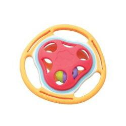 樂雅Toyroyal-牙膠鈴鐺搖鈴『121婦嬰用品館』