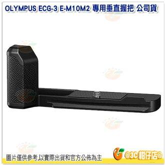 OLYMPUS ECG-3 E-M10M2 專用垂直握把 公司貨 For OM-D E-M10 Mark II 電池手柄