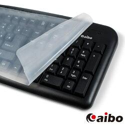 aibo 通用型加大版 鍵盤果凍膜(標準型鍵盤適用)★43x14cm★