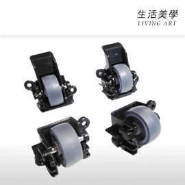 嘉頓國際 日本進口 DAIKIN【KKS080A41】大金 清淨機專用 腳輪 滑輪