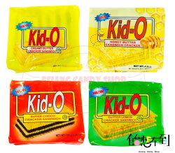 〚日清〛Kid-O日清三明治120g - 奶油/巧克力/檸檬
