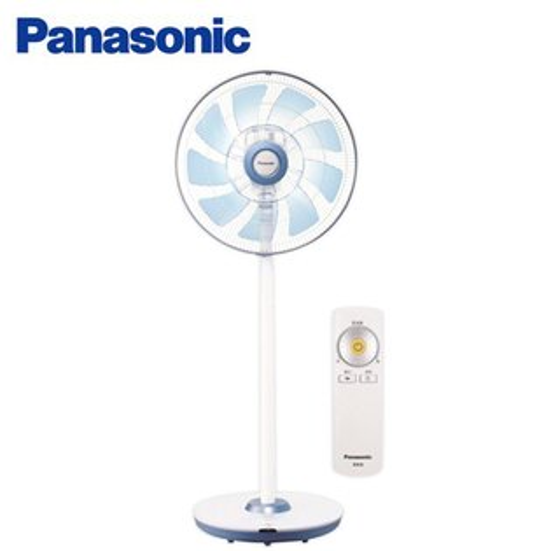 Panasonic14吋高級型DC直流遙控立扇F-L14DMD【加贈酷冰杯】【三井3C】