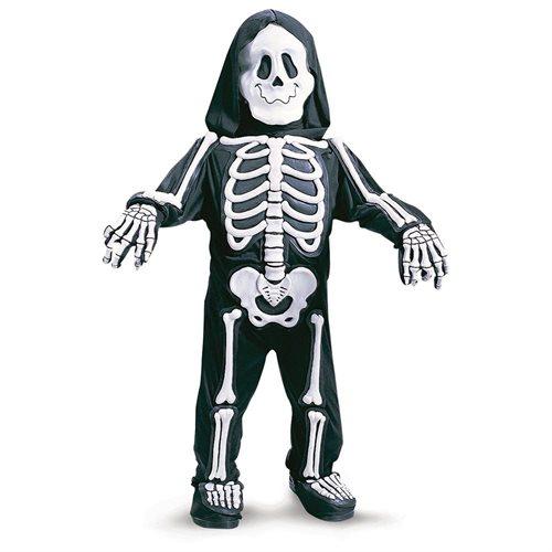 Skelebones Toddler Costume 0